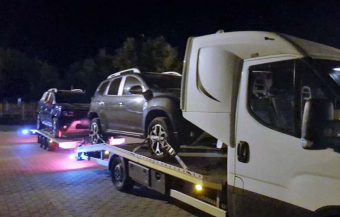 Ungaria. Șofer român, amendă usturătoare după ce polițiștii au văzut ce transporta