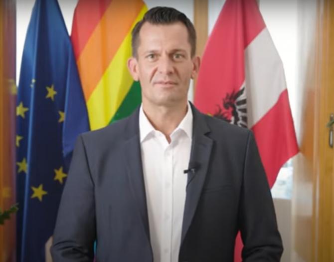 Wolfgang Mückstein (captura video)