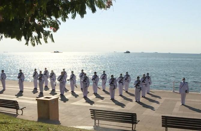 Ziua Marinei Române, aniversată la Constanța