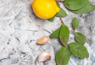 Amestecați lămâie, usturoi și rozmarin. Un remediu nemaipomenit făcut în casă din aceste trei ingrediente