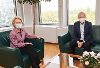 Cioloșo asigură pe Ursula von der Layen Sperăm să găsim formula să le ducem mai departe cu aceeași coaliție