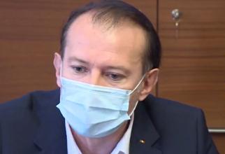 Florin Cîțu vrea refacerea coaliției cu USRPLUS