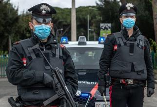 Italia. Un român, căutat din 2019 de polițiști pentru trafic de droguri, a fost prins de carabinieri