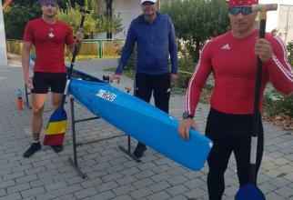 România s-a calificat la Campionatul Mondial de kaiac canoe