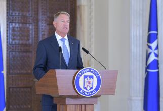 Klaus Iohannis a acreditat cinci ambasadori români