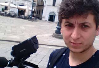 Regizorul și jurnalistul Mihai Dragolea Sursa foto: Greenpeace Romania