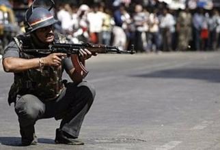 Un gangster din India a fost ucis în sala de judecată