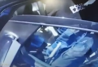 Polițist local din Bârlad, pus să spele mașina șefului în timpul serviciului - VIDEO