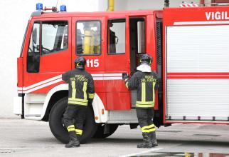 Un român din Italia și-a dat foc