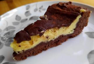 Tort Susanna cu cacao. Un desert delicios, care se topește în gura