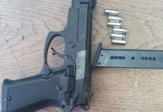 Un om de afaceri român, ameninţat cu pistolul, de către amantul nevestei
