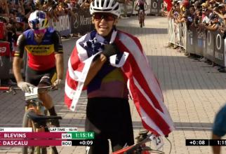 Vlad Dascălu a făcut senzație la Cupa Mondială de Ciclism