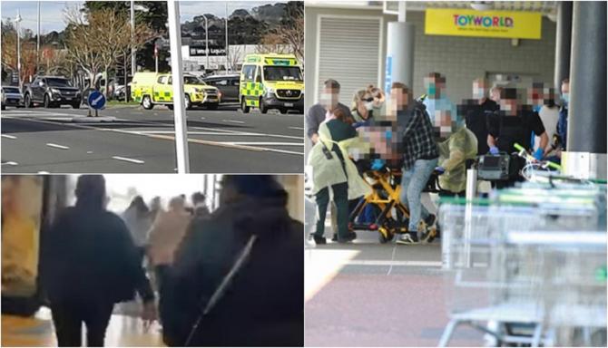 Atac terorist la un mall. Șase persoane au fost înjunghiate, atacatorul a fost împușcat mortal