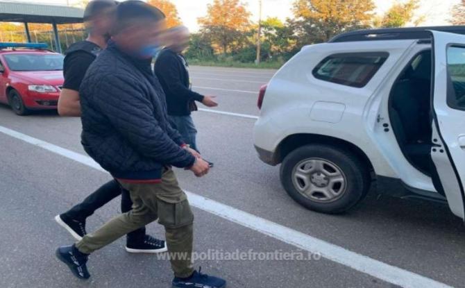 Bărbat, căutat de autoritățile din Republica Cehă, depistat în vama Albița