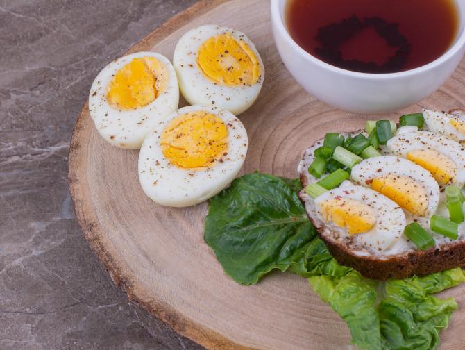 Bicarbonatul de sodiu, secretul ouălor gătite perfect, a fost aflat: E demențial de simplu!