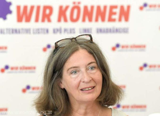 O candidată a Partidului Comunist a câștigat alegerile din Graz