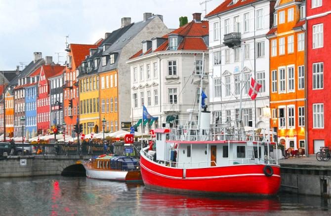Copenhaga, cel mai sigur oraș din lume