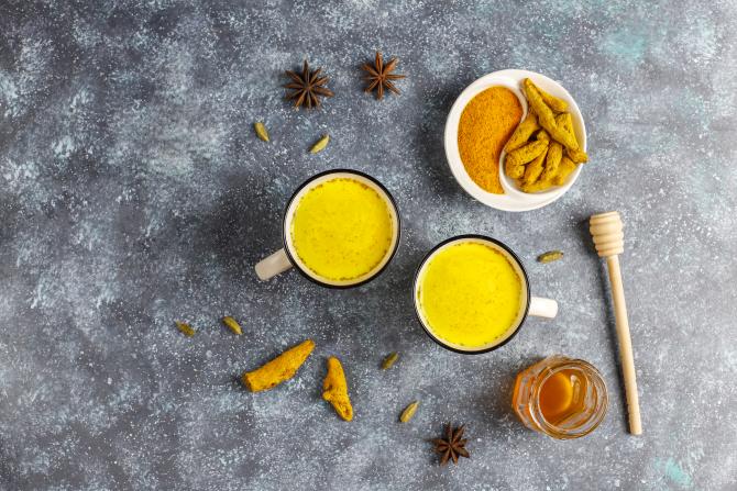 Curcuma - ingredientul minune al viitorului: Amestecă-l cu puțină miere și obții o bombă pentru sănătate