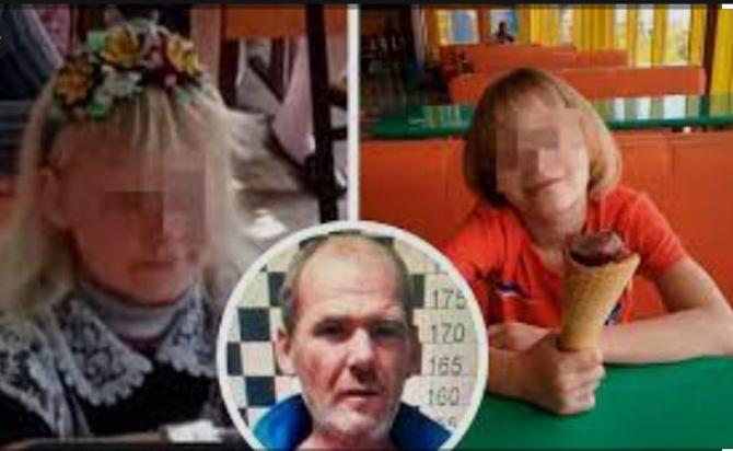 """Două fetițe de 10 ani, violate şi ucise deun pedofil """"Unchiul Vitea"""" le-a ademenit cu dulciuri și suc într-un magazin"""