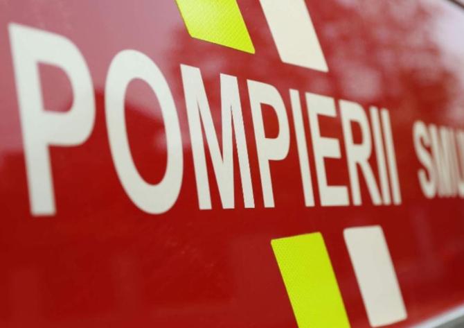 Două românce, rănite într-o explozie. Locuința celor două femeie s-a făcut scrum