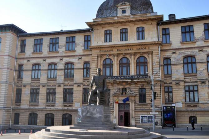 Focar de COVID-19 la Opera din Craiova. Peste 20 de bolnavi confirmaţi, dintre care unul la ATI