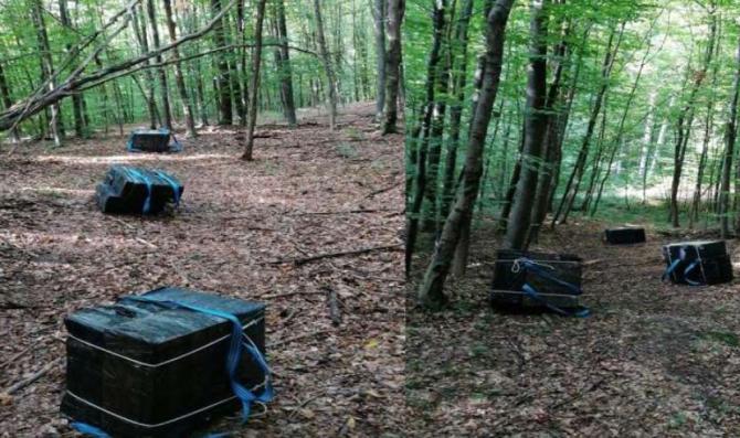 Focuri de armă trase de poliţiştii români de frontieră. Șase persoane au trecut ilegal frontiera