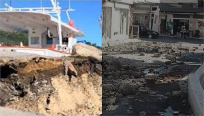 """Grecia. Un mort şi 9 răniţi în urma cutremurului din Creta: """"Este un seism la care nu ne aşteptam"""""""