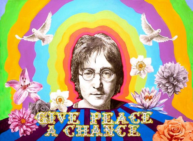 40 000  de euro pentru vocea lui John Lennon, licitație inedită