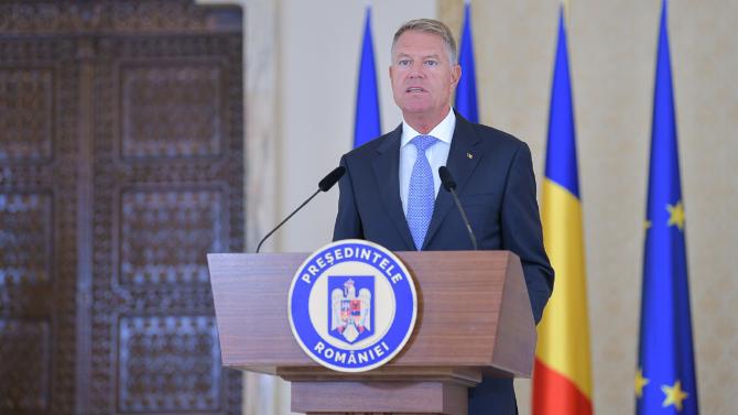 Klaus Iohannis a primit cererea de revocare a ministrului Justiţiei şi o analizează