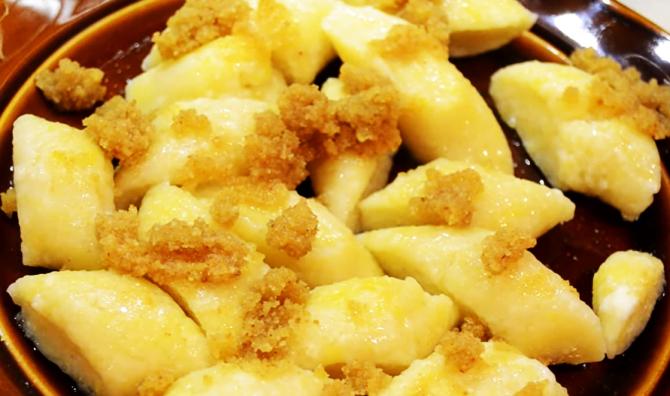 Kopytka, versiunea poloneză a găluștelor din cartofi. Rețeta tradițională care te va face să te lingi pe degete