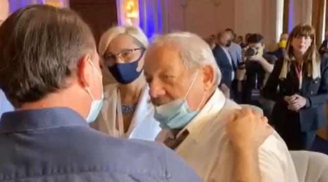 """Mesajul cu care a fost întâmpinat Florin Cîțu la Consiliul Național al PNL: """"Vă bat dacă nu vă împăcați"""""""