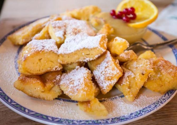 Omletă de mere. O rețeta neobișnuită, delicioasă și dietetică. Doar 100 de calorii pentru o porție