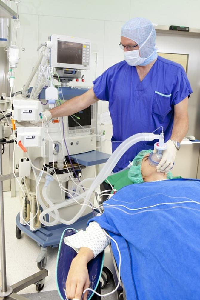 Mai multe locuri la ATI pentru pacienții cu Covid
