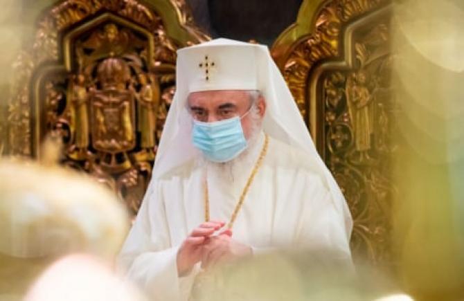 patriarhul daniel mesaje de condoleante