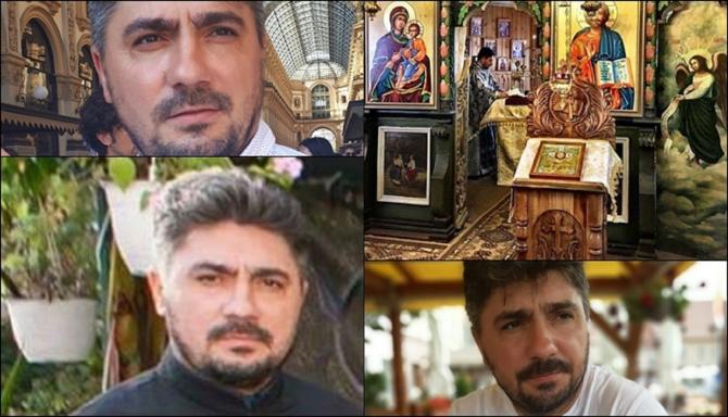 """Preot ROMÂN, MORT într-un cumplit ACCIDENT. Ionuț lasă în urmă o soție îndurerată și trei copii: """"Mă naște viața, mă-nghite cerul!"""""""