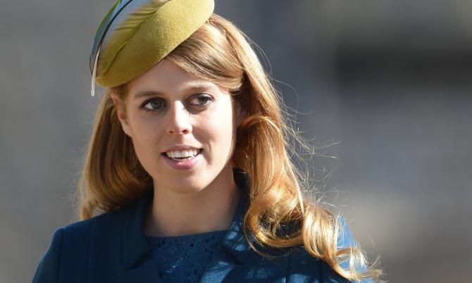 Prințesa Beatrice a devenit mamă