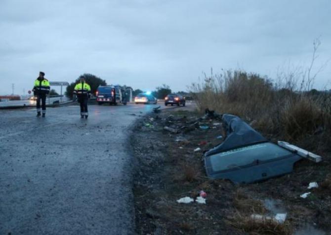 Spania. Un român a accidentat grav un biciclist și a fugit. Bărbatul și-a ascuns mașina pentru a scăpa de pedeapsă
