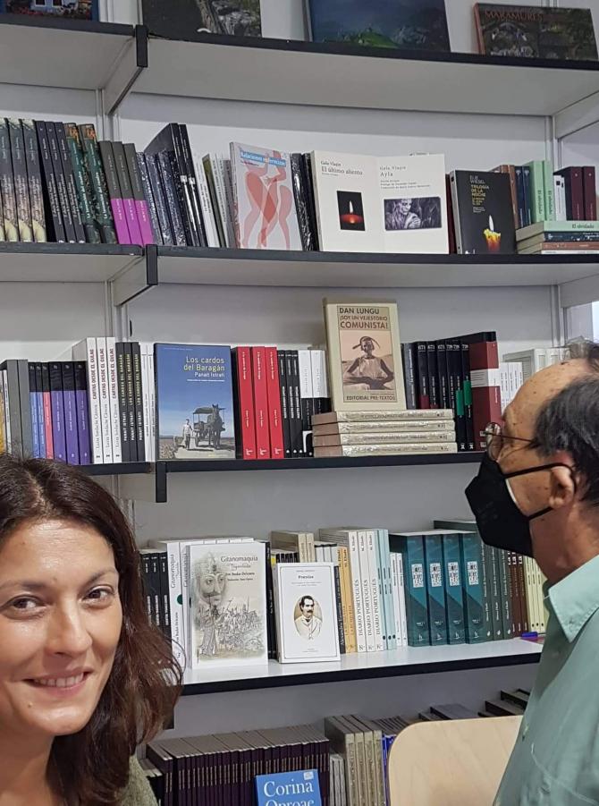 Autorii români, apreciați la Târgul de carte de la Madrid