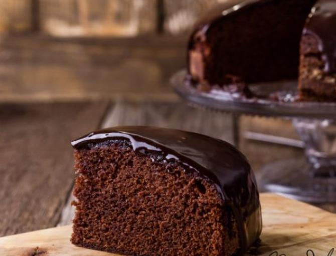 Tort Ciocco Cola. Un desert original și extrem de delicios! Aveți nevoie de un pahar de Coca Cola