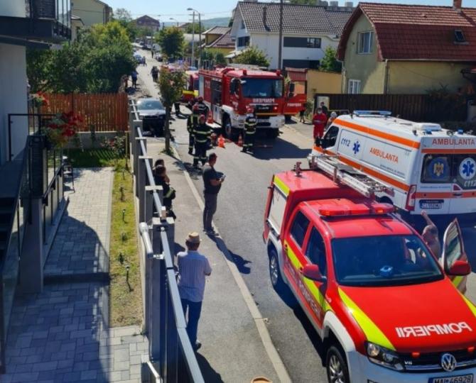 Trei pietoni, spulberați de o mașină, scăpată de sub control. O femeie a murit pe loc Sursa - monitorulcj.ro.