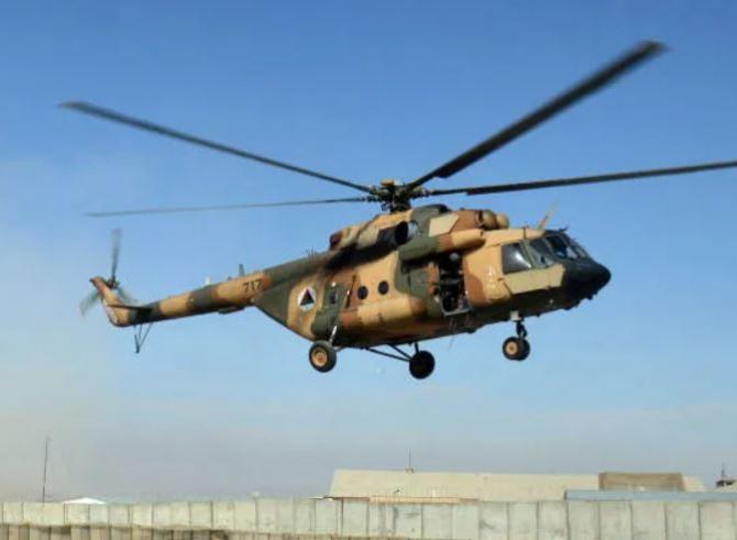 Un elicopter al Serviciilor de informații s-a prăbușit. Nu se știe nimic despre cele trei persoane aflate la bord .