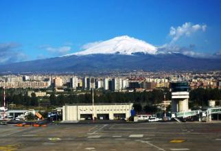 Un italian a fost arestat pe Aeroportul Catania când se întorcea din România