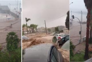 Cod rosu de inundații în sudul Italiei