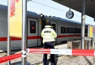 Germania. Un ROMÂN a blocat INTRAREA într-o TOALETĂ din gara Freiburg și percepea TAXE de la clienți