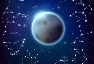 Horoscop Lună Nouă în Balanță. Berbec, Rac și Capricorn, nu semnați hârtii importante. Ce schimbări vor fi pentru toate zodiile