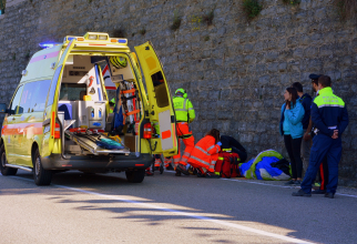 Italia. Moarte cumplită pentru un român după un accident teribil