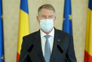 """Klaus Iohannis: """"574 de inimi de români au încetat să mai bată"""""""