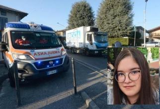 Organele Larisei, românca de 15 ani, accidentată mortal, vor salva alte vieți