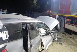 Un bărbat a uitat să tragă frâna de mână și a murit strivit de propria mașină