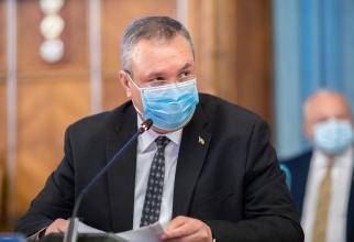 """Nicolae Ciucă: """"Chem toţi actorii politici responsabili să ne sprijine pentru a depăşi criza medicală şi economică"""""""